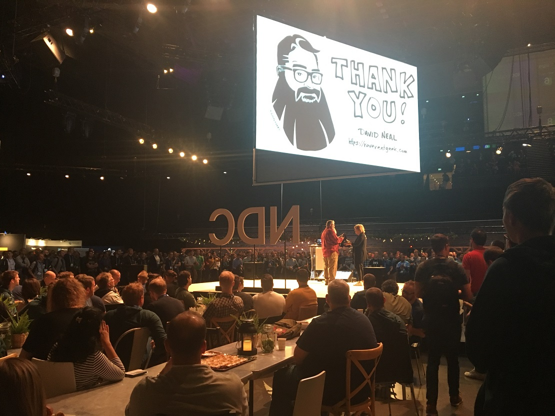 NDC Developer Conference Oslo 2019  - 3bits